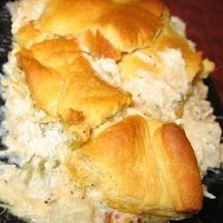 Biscuit-Topped Chicken Pot Pie (July 11, 2010)