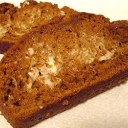 Pumpkin Bread V