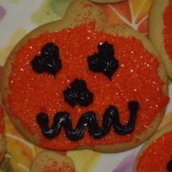 Mary's Sugar Cookies