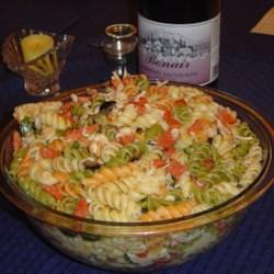 Pasta Salad Thanksgiving