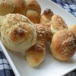 Jimmbo's Garlic Knots