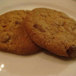 Famous Amos Chocolate Chip Cookies Recipe - I got this recipe from a co-worker some years ago - it makes a nice large batch!
