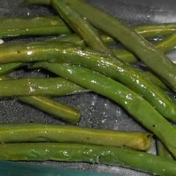 Jenny's Green Beans