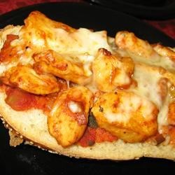 Chicken Fajita Melts (July 8, 2010)