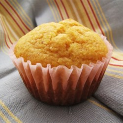 Basic Corn Muffins Recipe - Here's a cornmeal muffin recipe that's pretty simple, but lends itself well to improvisation.  Try adding corn, jalapeno peppers or Cheddar cheese.