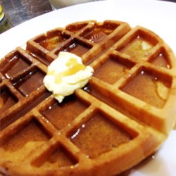Wonderful Waffles Recipe - I've tried other waffle recipes, and this is one is by far the best! The texture is moist, not dry - and they freeze well.
