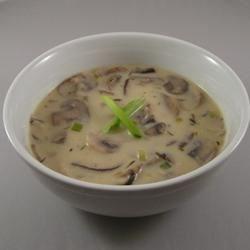 Cream of Mushroom Soup II