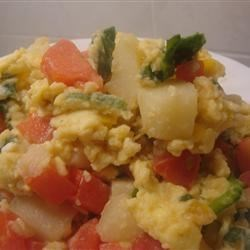 Egg Scramble