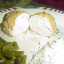 Garlic Cheese Chicken Rollups