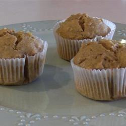 Vegan Autumn Muffins