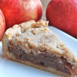 Apple Crumble Pie Recipe and Video - Yummy variety of apple pie that is quick and easy. It was a hit with my boyfriend's pals in university whenever I made this favorite!