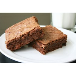 Quick and Easy Brownies Recipe and Video - This quick and easy recipe for chocolate brownies with walnuts takes about 45 minutes to make.