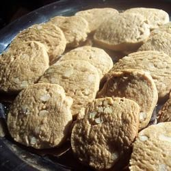 Caramel Cookies Recipe - These slice-and-bake cookies are easy to make ahead of time. Just bake them any time you want fresh cookies!