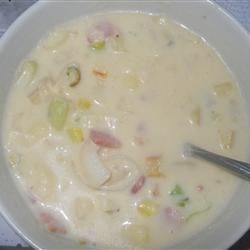 Creamy Potato Leek Soup II Photos - Allrecipes.com