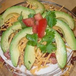 Seven Layer Tortilla Pie Photos - Allrecipes.com