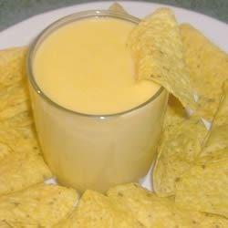 Nacho Cheese Sauce