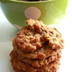 Oatmeal Butterscotch Cookies Recipe - Great cookies!