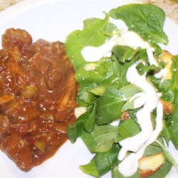 Better Slow Cooker Robust Chicken Recipe - A combination of excellent flavors which blend into a wonderful, rich sauce for your chicken!  Serve with a simple green salad and focaccia for a feast!