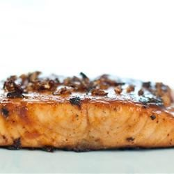 Spicy Salmon with Caramelized Onions