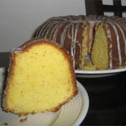 No Fail Pound Cake