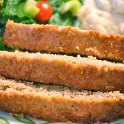 Turkey and Quinoa Meatloaf Recipe - The secret ingredient in this flavorful turkey meatloaf is quinoa. Quinoa is nuttier than breadcrumbs and improves the texture of the meatloaf.