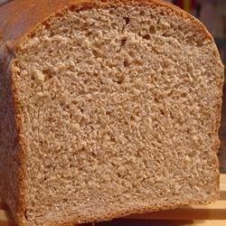Jan's Wheat-N-Honey Sandwich Bread