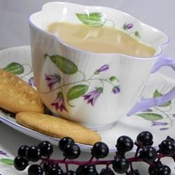 Masala Chai Recipe - This chai tea is hot, spicy, and has a hint of the exotic...gotta love it!
