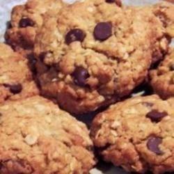 #1 Oatmeal chocolate chip cookies