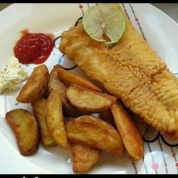 Classic Fish and Chips