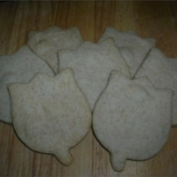 Scotch Shortbread I Recipe - This recipe uses rice flour to make a traditional Scottish shortbread
