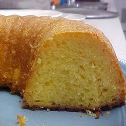 Lemonade Cake III