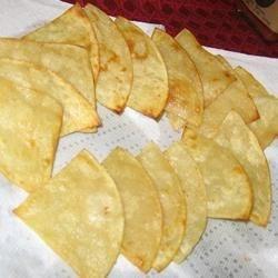Corn Tortilla Chips (July 29, 2010)