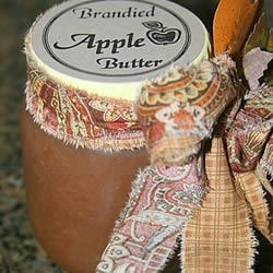 Supreme Apple Butter Recipe - Serve this rich, slow-cooked apple butter with your favorite breads and breakfast treats!