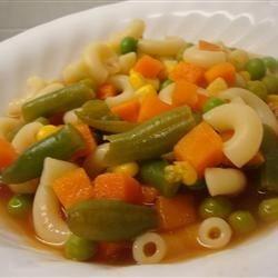 Easy Vegetable Soup III