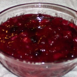 Cranberry Relish I Recipe - Classic cranberry relish for your holiday table.