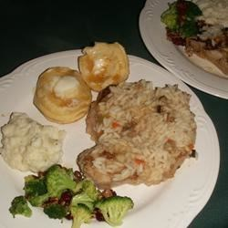 Pork Chops German Style Recipe - This recipe has been a family favorite for 30 years!  I learned to prepare this from a neighbor who was from Germany, hence the name!  My hubby doesn't eat mustard but this is his all time favorite - be sure to try!
