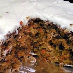 Carrot Cake VIII Recipe - A heavenly, homespun dessert perfect for a party or just simply for the family!