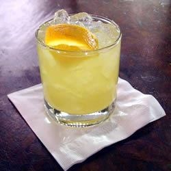 Bee's Knees II Recipe - Bees made the honey that sweetens this pineapple, grapefruit and gin drink.