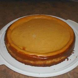 Pumpkin Cheesecake II Photos - Allrecipes.com