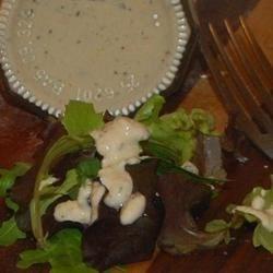 Creamy Cashew Salad Dressing