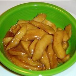 Sauteed Apples