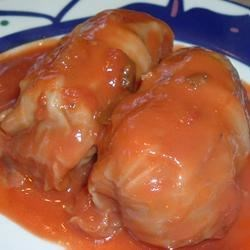 Stuffed Cabbage - Pigs in a Blanket - Galobki