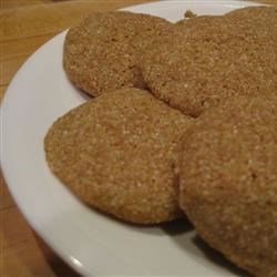 Kori's Whole Wheat Cookies