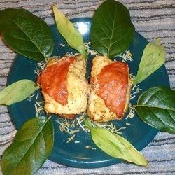 Rosemary Chicken Rollatini