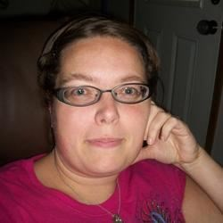 Me hanging out at home!