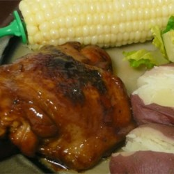 Dave's Mocha Chicken