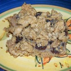 Oatmeal Raisin Bars - Review by BOBIE - Allrecipes.com
