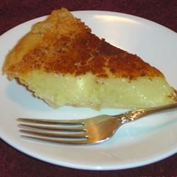 Buttermilk Pie III