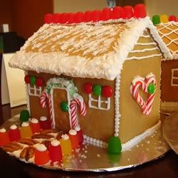 Childrens Gingerbread House