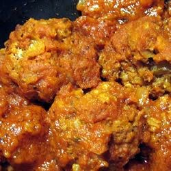 Minute Rice Porcupine Meatballs